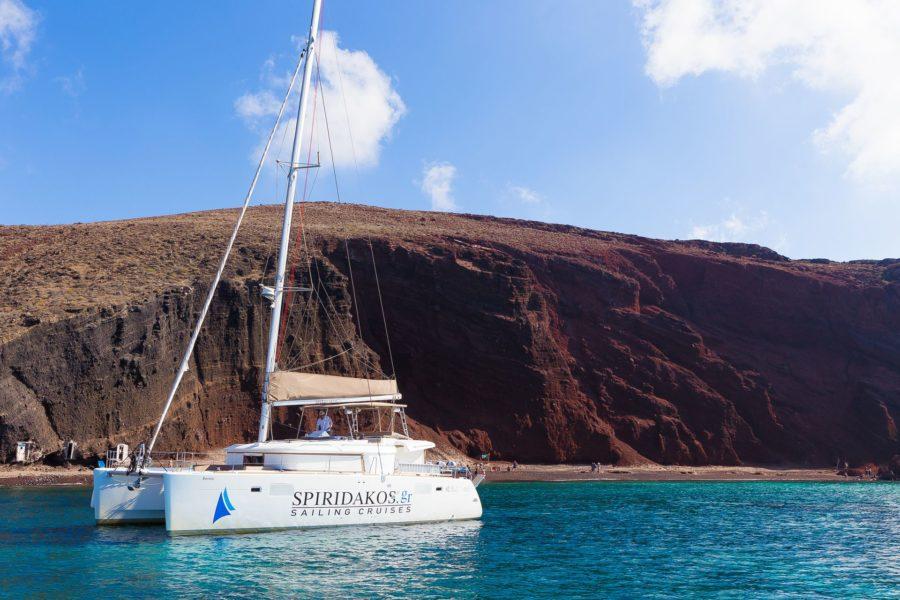 Santorini Private Yacht Cruises