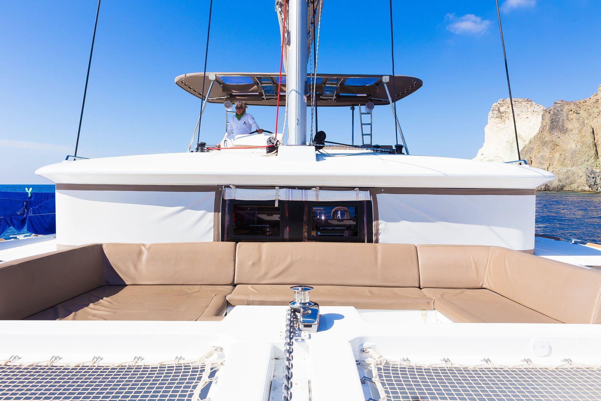 Santorini Yacht Cruises by Spiridakos Sailing Cruises