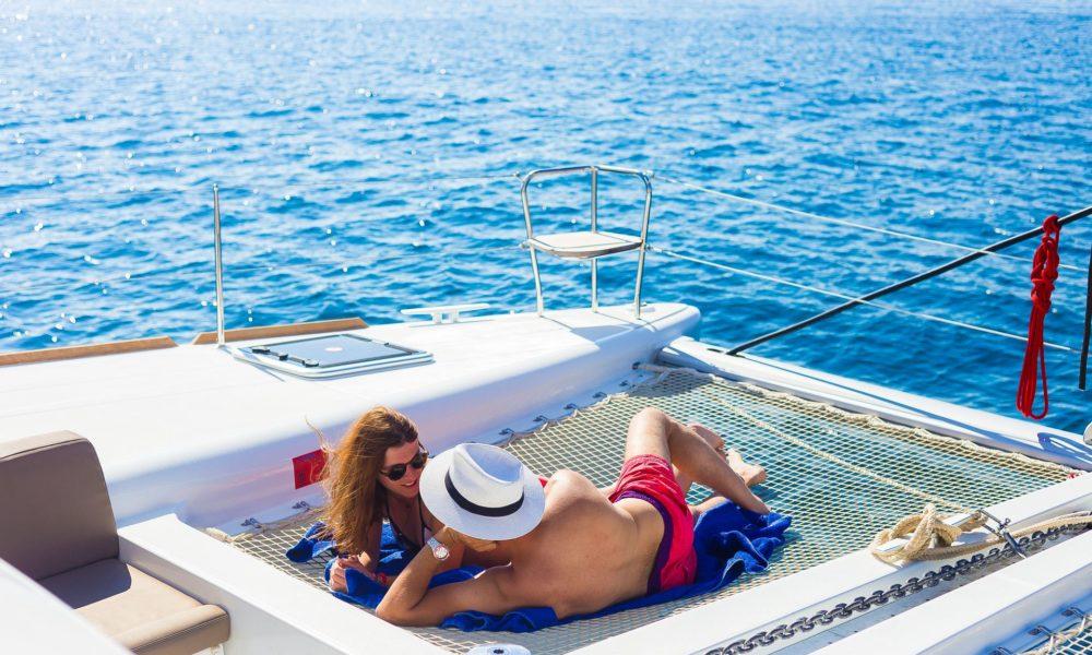 Santorini Honeymoon Cruises