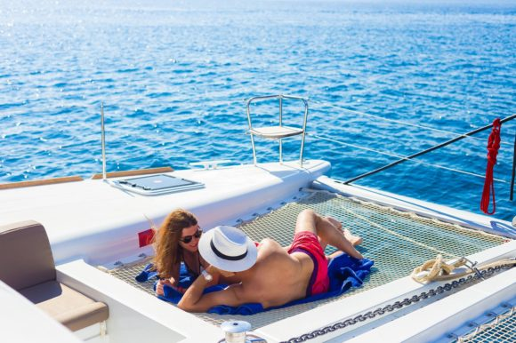 Santorini Honeymoon Cruises